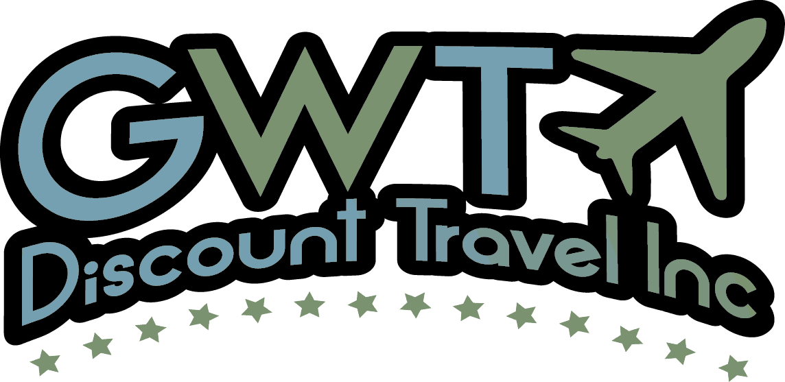 GWT Discount Travel Inc Website